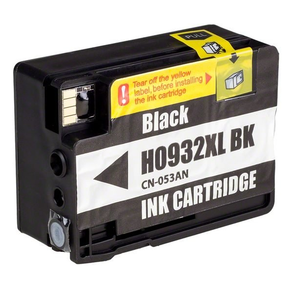 HP 932XL CN053AA (黑色) 相容墨水匣 /適用機型:HP OFFICEJET 6100/6600/6700/7610