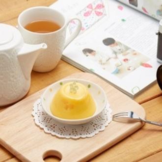 【一米特】水果布丁-芒果口味【內含椰果】酸甜Q彈