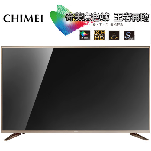 CHIMEI 奇美 60型 TL-60W600 Full HD液晶顯示器+視訊盒TB-W010