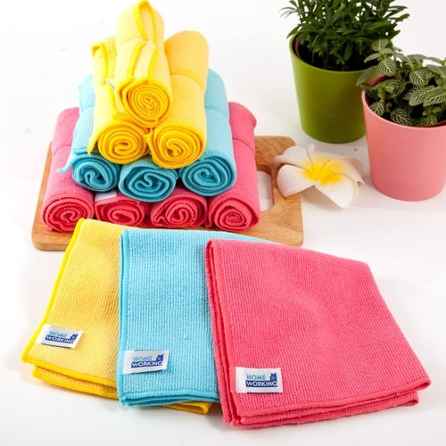 【HOME WORKING】親水柔巾 (清潔抹布)-小