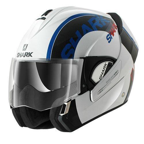 ?兩輪車舖?-SHARK-雙層 內鏡片 安全帽-SHARK EVOLINE 3 DROP