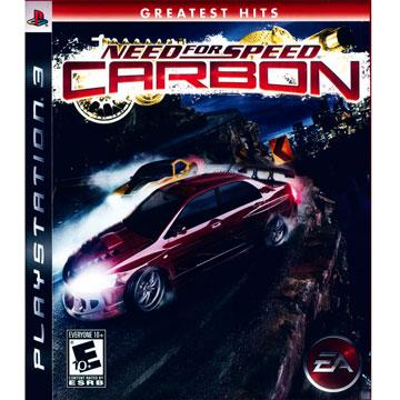 PS3 極速快感:玩命山道 英文美版 Need For Speed Carbon
