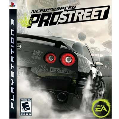 PS3 極速快感:職業街頭 英文美版 Need For Speed Prostreet