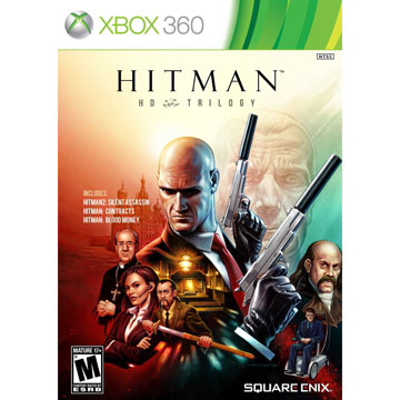 XBOX360 刺客任務 HD三合一精選合輯 英文美版 Hitman HD Trilogy