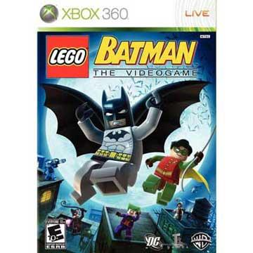 XBOX360 樂高蝙蝠俠 英文美版 LEGO BATMAN THE VIDEOGAME支援XBOX ONE主機