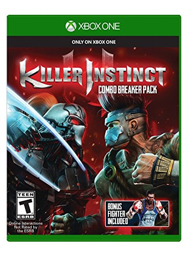 XBOX ONE 殺手本能連擊破壞者包 XBOX ONE Killer Instinct Combo Breaker Pack
