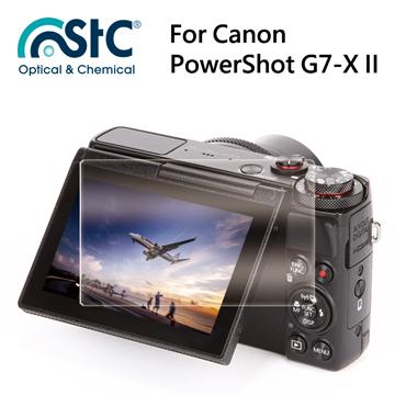 【STC】For Canon G7X MarkII - 9H鋼化玻璃保護貼