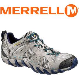 MERRELL WATERPRO MAIPO 男 水陸兩棲鞋 淺灰 健行鞋│休閒鞋 41491