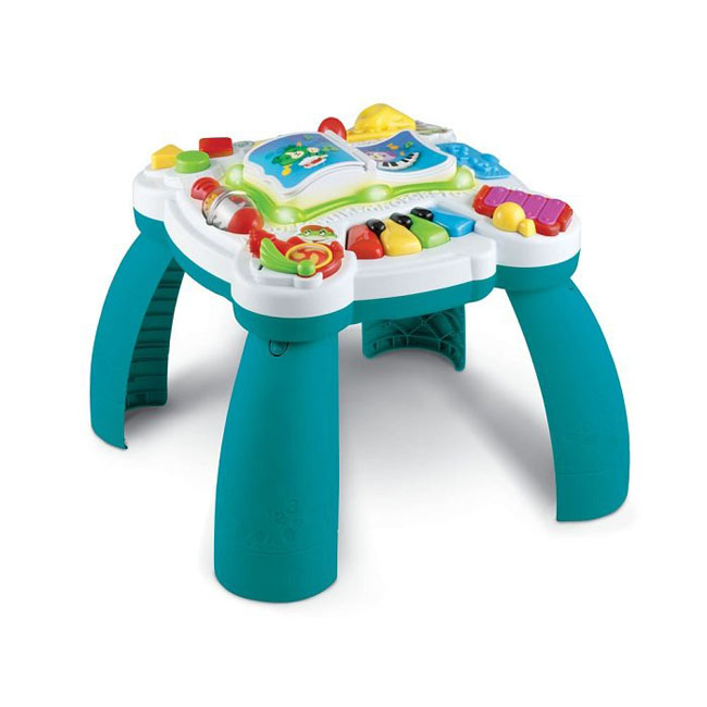 ★衛立兒生活館★LeapFrog 跳跳蛙 音樂互動學習桌