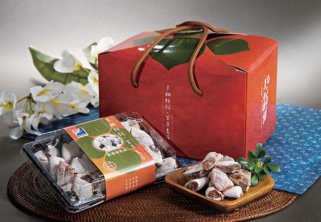 【Hakka Taiwan】良柚柿餅-歡樂柿乾飴(共四盒)
