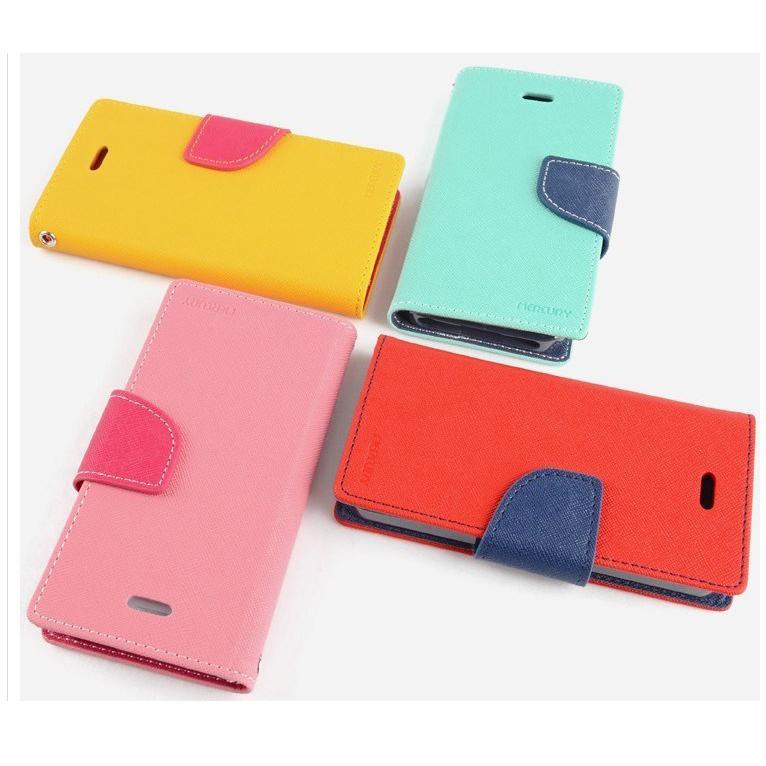HTC One M9保護套 韓國Mercury Goospery 撞色手機皮套 宏達電 One M9 雙色皮套保護殼 【清倉】