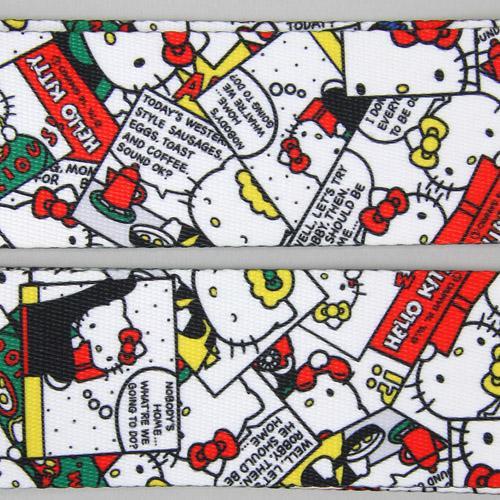 【百倉日本舖】日本製Hello Kitty行李帶 行李綁帶