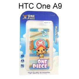 海賊王透明軟殼 [條紋] 喬巴 HTC One A9 航海王保護殼【正版授權】