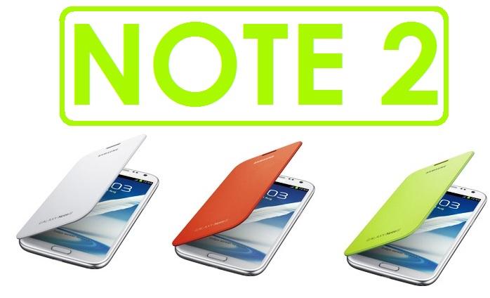 【原廠吊卡盒裝】三星 Samsung Galaxy NOTE2 (N7100) 原廠側翻式皮套 NOTE 2保護套