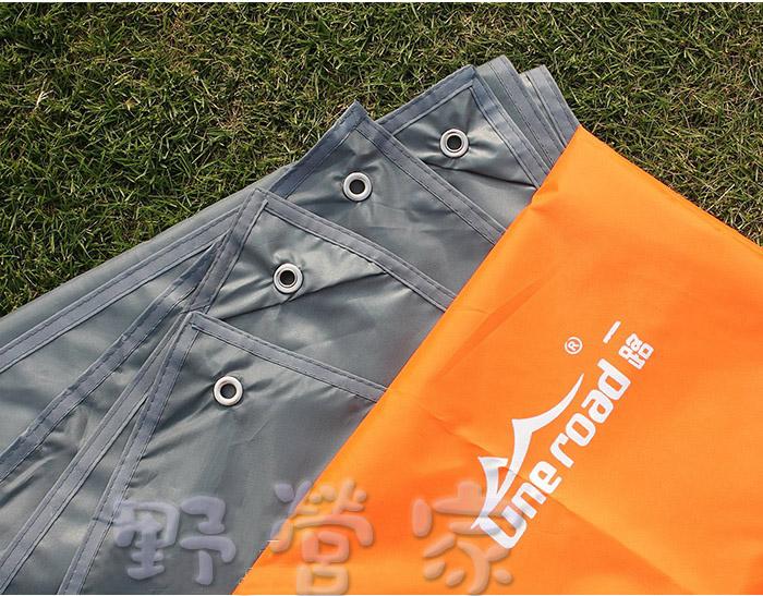 一路 多用途雨蓋 / 地布 / 炊事帳 防水 2.1X2.1M 地墊布 防雨帆布 可當帳棚外帳 超好用