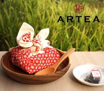 ARTEA【日月潭紅玉琥珀茶】甜梨肉桂香(原片立體茶包) 紅茶