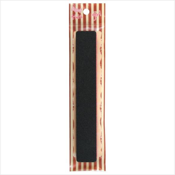 長方形水晶指甲銼板 AB-063