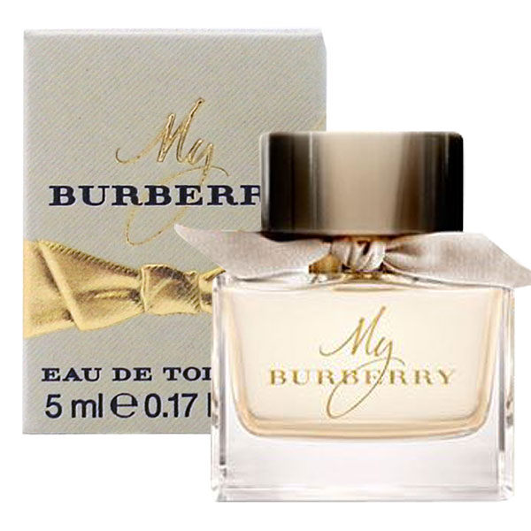 Burberry My Burberry女性淡香水5ml 小香 ★BELLE 倍莉小舖★