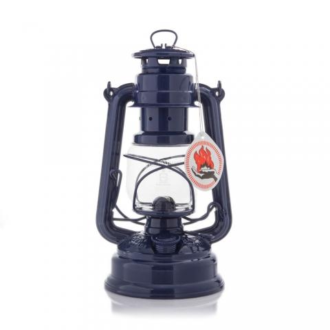 【鄉野情戶外專業】 Feuerhand |德國| 火手 BABY SPECIAL 古典煤油燈//露營燈/餐桌燈/戶外燈/照明燈 藍色 276-BLAU