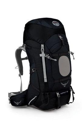 【鄉野情戶外專業】 Osprey  美國  Aether 85 登山背包 男款-藏藍M Aether85