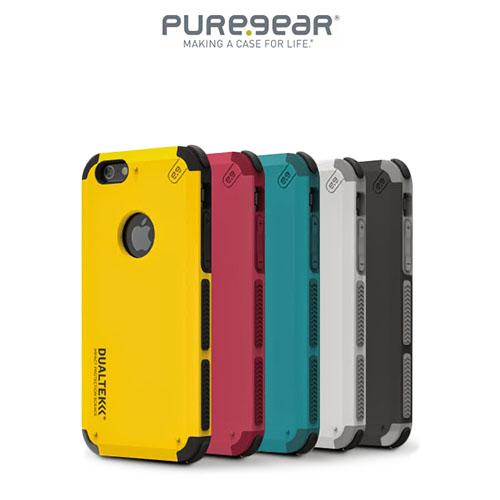 PureGear 普格爾 iPhone 6/6S 4.7吋 DUALTEK 坦克軍規保護殼