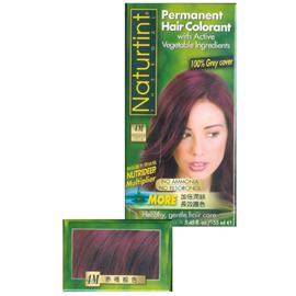 Naturtint 赫本美舖 天然草本染髮劑 淺赤褐棕色 4M (含運)