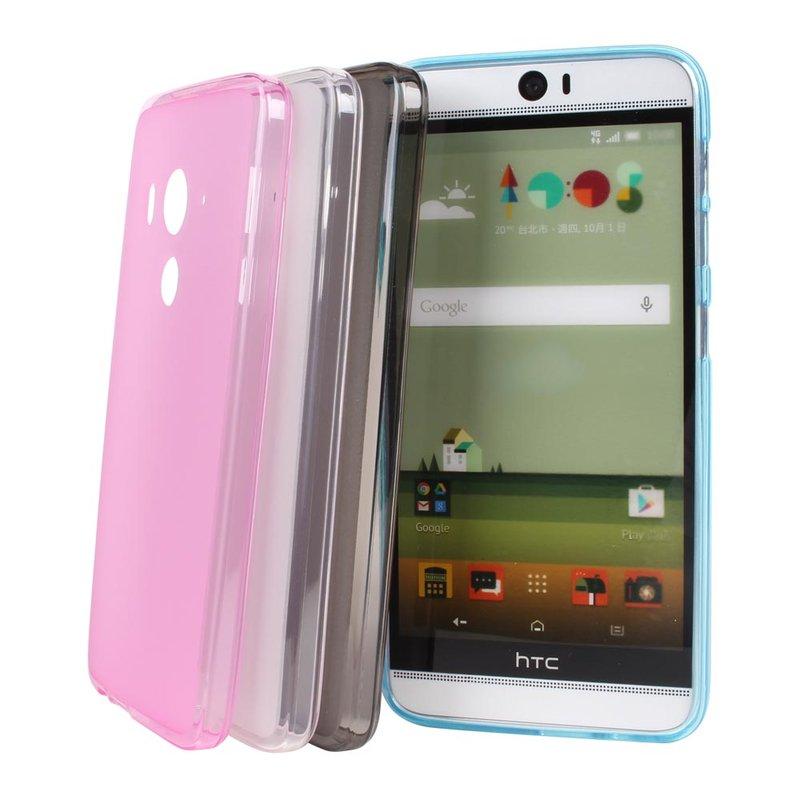 Ultimate-HTC Butterfly 3 輕量氣質霧面軟質手機果凍保護套 背蓋 手機殼 手機保護套 保護軟殼