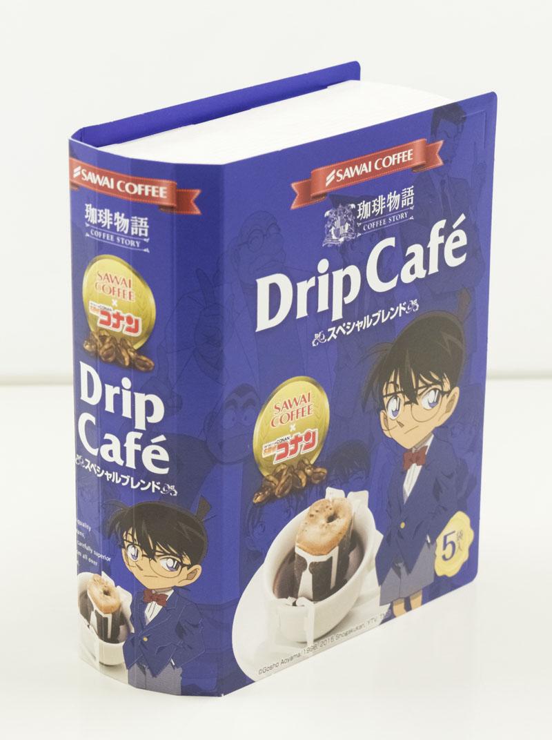 澤井咖啡-全台首賣 名偵探柯南咖啡-特調5入