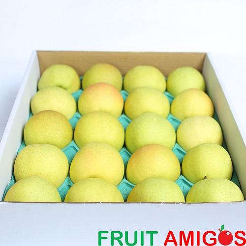 【愛蜜果】日本青森Toki水蜜桃蘋果20顆禮盒(5公斤/盒)