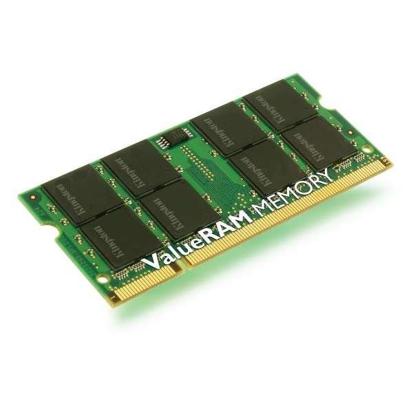 *╯新風尚潮流╭*金士頓筆記型記憶體 2G 2GB DDR2-800 終身保固 KVR800D2S6/2G