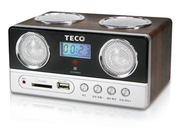 TECO東元(USB/SD/MMC/MP3/FM)隨身音響XYFSP002《刷卡分期+免運費》