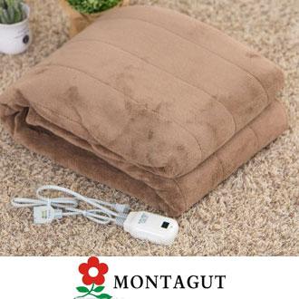 【名流寢飾家居館】夢特嬌.遠紅外線電熱毯.定時.定溫.電腦恆溫微調.床鋪式電毯