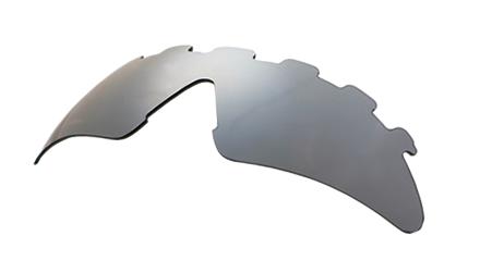 【【蘋果戶外】】720armour L337-S20FS Rider 灰薄白水銀 PC防爆片 替換鏡片 備片 Polycarbonate 降低強光 烈日使用