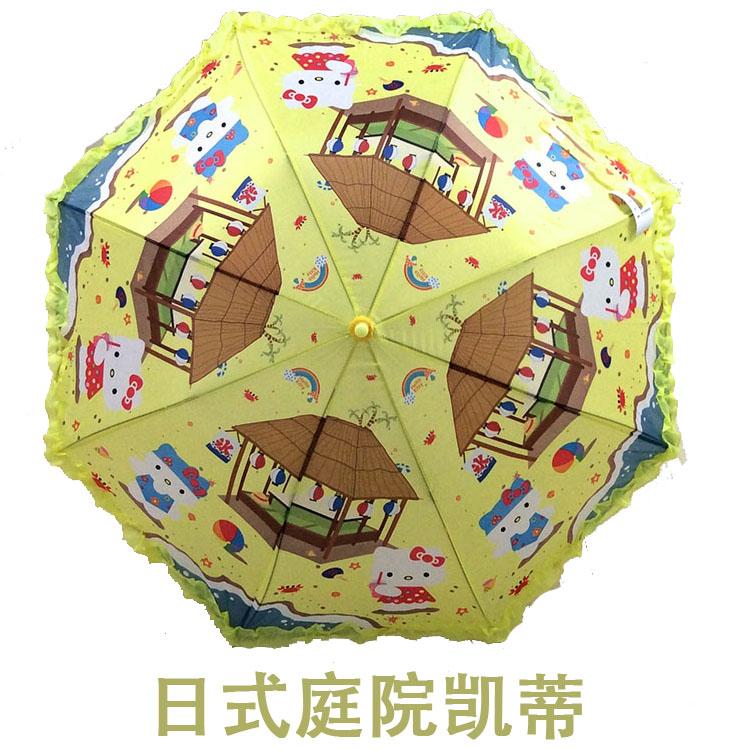 *購GO購*團購網 2014兒童雨傘新上架 KITTY日本風系列 限量發售