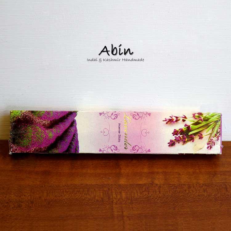 【 Abin handmade】India Oil Incense 印度精油線香 #02 薰衣草香