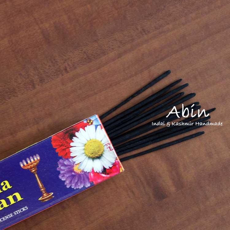 【 Abin handmade】India Oil Incense 印度精油線香 -#05 向日花香 5 in 1