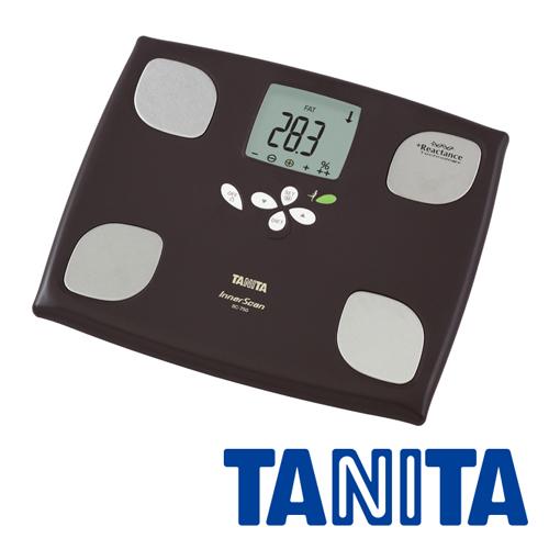 塔尼達 體組成計 TANITA 塔尼達 體脂計(木棕色)BC-750 附活動贈品