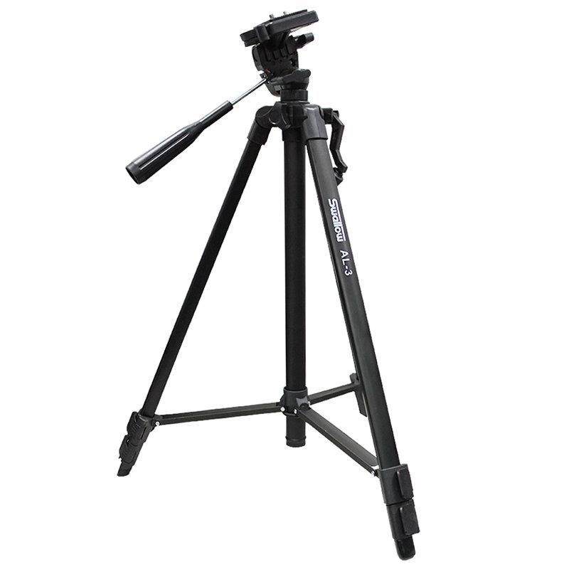 ◎相機專家◎ SWALLOW AL-3 鋁合金三腳架 AL3 送原廠腳架袋 欽輝行公司貨