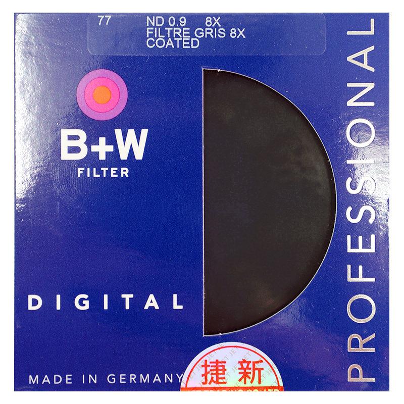 ◎相機專家◎ B+W F-Pro 40.5mm ND103 Filter 0.9E 減光鏡 ND8 減三格 捷新公司貨