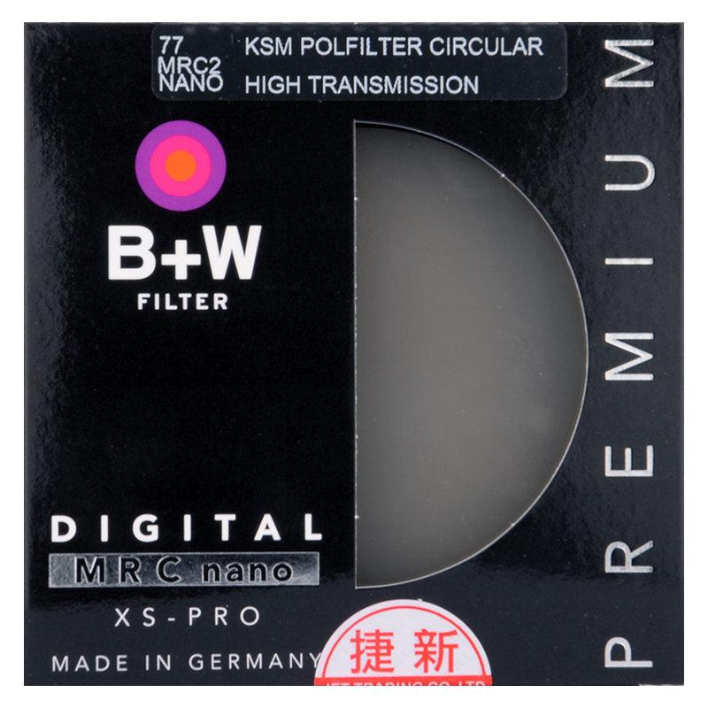 ◎相機專家◎ B+W XS-Pro 77mm HTC KSM CPL 超薄高透光凱氏偏光鏡 HTC-PL 捷新公司貨