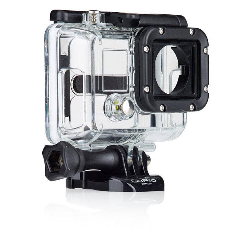 ◎相機專家◎ GoPro HERO4 輕薄側開保護盒 HERO3 AHSSK-301 AHDKH-301 總代理公司貨
