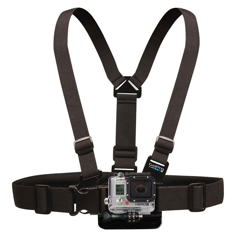 ◎相機專家◎ GoPro HERO4 胸前綁帶(大人適用) HERO3 GCHM30-001 總代理公司貨
