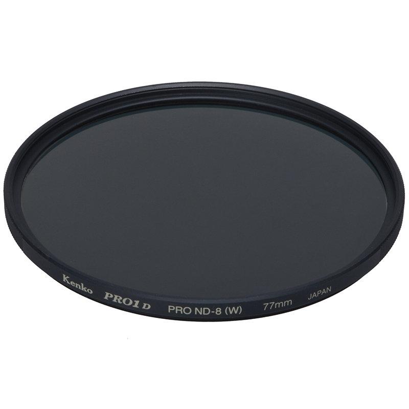 ◎相機專家◎ Kenko PRO 1D ND8(W) 55mm 薄框多層膜環型減光鏡 正成公司貨