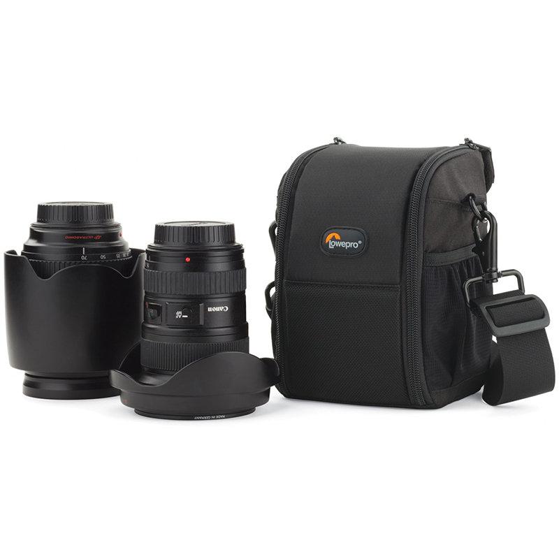 ◎相機專家◎ Lowepro S&F Lens Exchange Case 100 AW 鏡頭交換袋 立福公司貨