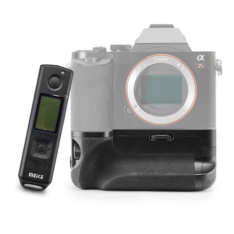 ◎相機專家◎ Meike 美科 MK-AR7 電池手把 送無線遙控器 A7 A7R A7S 同VG-C1EM 公司貨