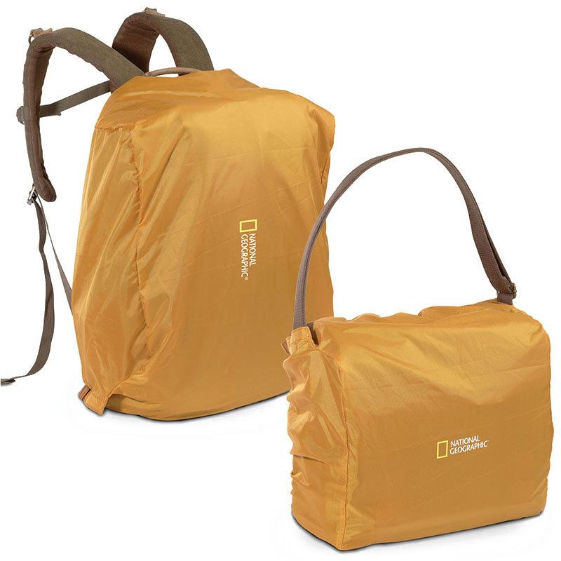 ◎相機專家◎ National Geographic 國家地理 NG A2560RC 中小型攝影包專用雨衣 正成公司貨