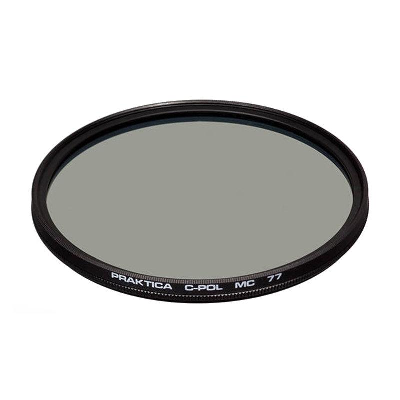 ◎相機專家◎ PRAKTICA 77mm MC Slim CPL 薄框多層膜偏光鏡 Kenko Marumi 特價促銷
