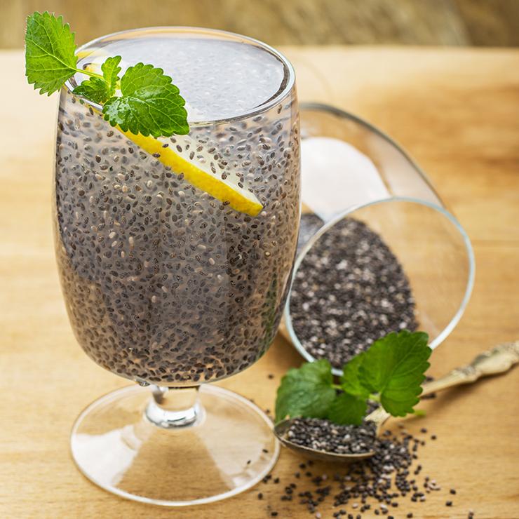 【米森】有機奇亞籽(200g)★可直接加入飲品,代替粉圓、增加飽足感