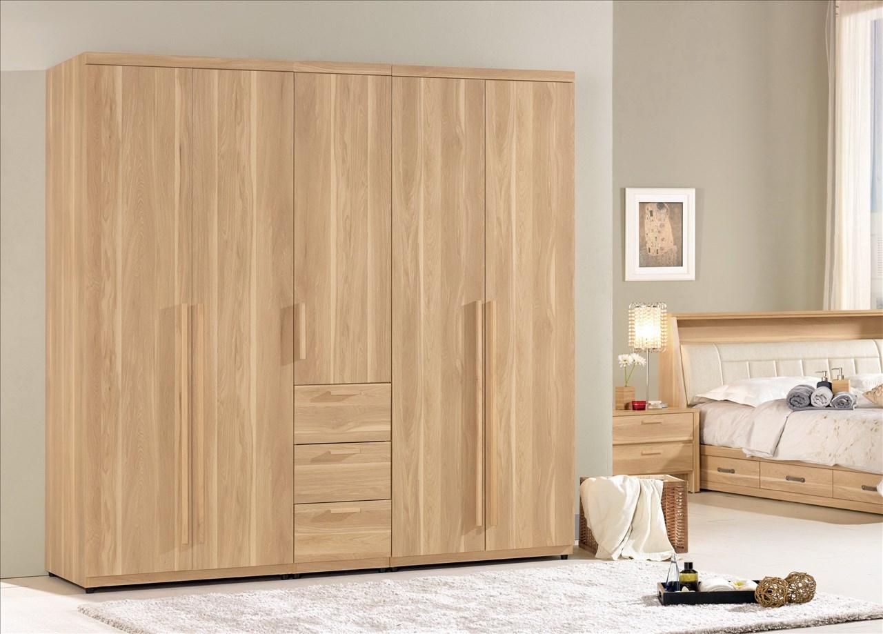 【石川家居】CM-057-1 波里斯 6.6尺組合式衣櫥 (全組)(不含其他商品) 大需搭配車趟