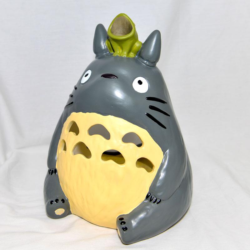 大龍貓 TOTORO 陶瓷蚊香薰香器 可放蚊香薰香安全衛生美觀 日本帶回正版商品